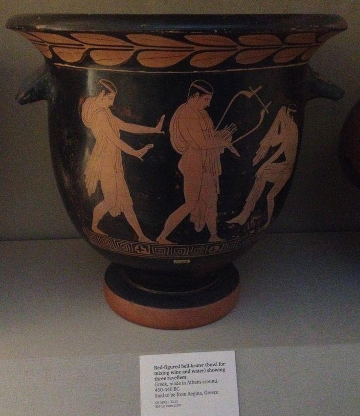Krater, Athènes, 450 A.D.