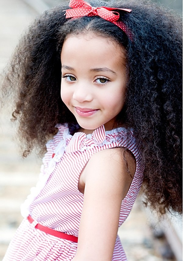49 Best Kids Hair Images On Pinterest Child Hairstyles