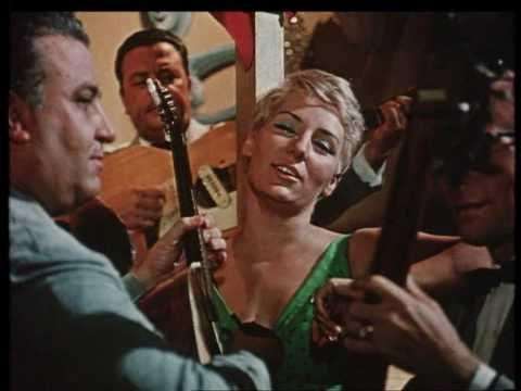 Έναν αητό αγάπησα ~ Μπέμπα Μπλάνς ~ 1967 - YouTube