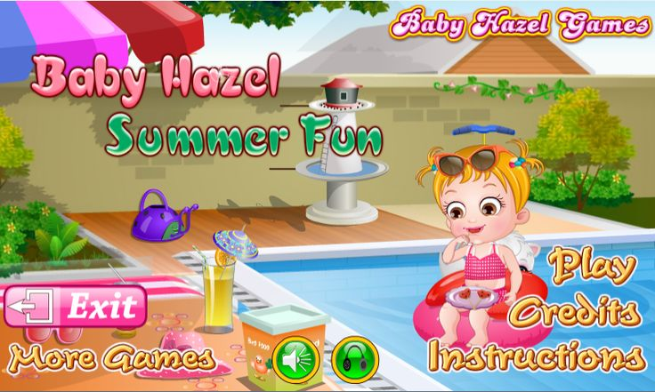 Baby Hazel is getting uneasy with the rising temperature which is making her  sweat. Harmful UV rays can cause her sunburn. Help Hazel to look after her skin and avoid any kind of skin problem on account of the summer heat. https://play.google.com/store/apps/details?id=air.org.axisentertainment.BabyHazelSummerFun
