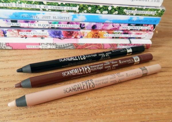 Rimmel Scandaleyes eyeliner. Draw The Line - Let's talk beauty - A British Beauty Blogger