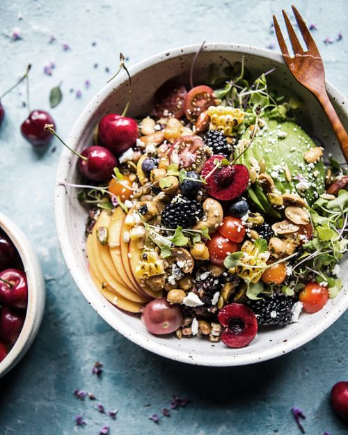 8 Fruit-Filled Salads To Refresh Yourself With This Summer