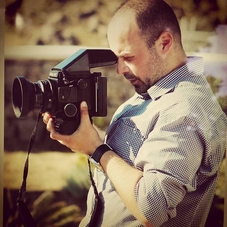 Shooting film #ishootfilm love it #mamiya #mamiyarz67 #mediumformat #6x7 #katsianisphotography #bts #fashionphotography #filmphotography