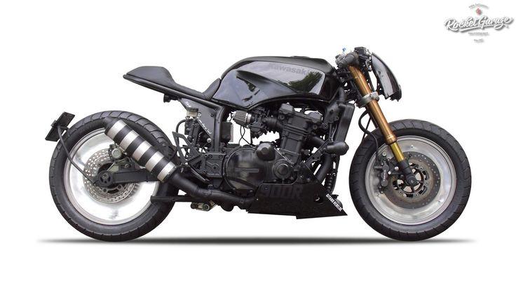 La Kawasaki Gpz 900r del 1986 è una moto che senza ombra di dubbio è diventata…