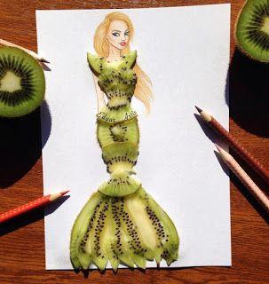 zhannadesignfromart: платье КИВИ