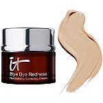 It CosmeticsBye Bye Redness Correcting Creme : Goodbye brake out marks..redness and funny under eye coloring! ♡
