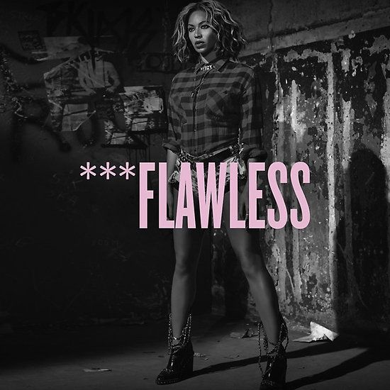 Beyoncé '***Flawless' Phone Case Also Do Samsung S3 - 4 Cases