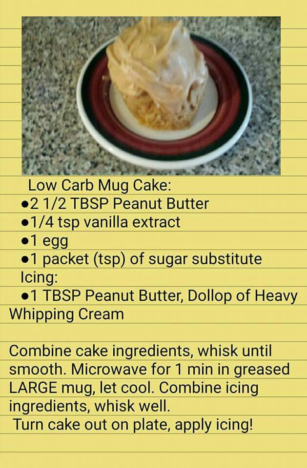 Best 25 Peanut butter mug cakes ideas on Pinterest Low carb mug