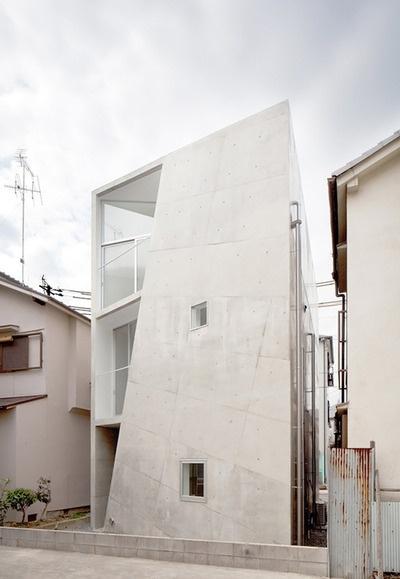 House Folded  Alphaville