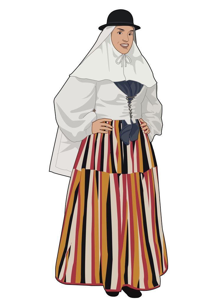 52-Traje-tipico-Gran-Canaria-mujer.png (2480×3508)