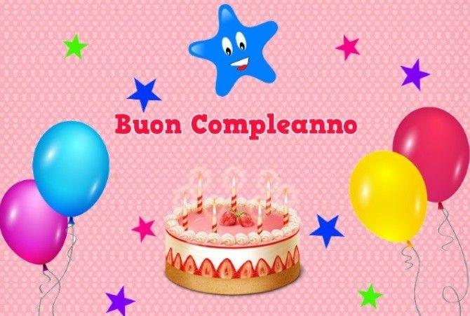 Auguri Di Buon Compleanno Per Bambini Divertenti Nel 2020 Buon Compleanno Auguri Di Buon Compleanno Compleanno