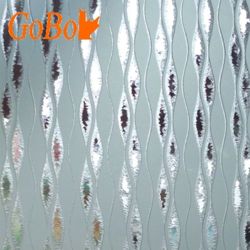 glass etching patterns | Acid Etched Glass (GBYg-013)