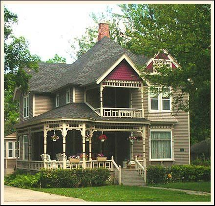 1224 best i like old homes images on pinterest old Victorian house front