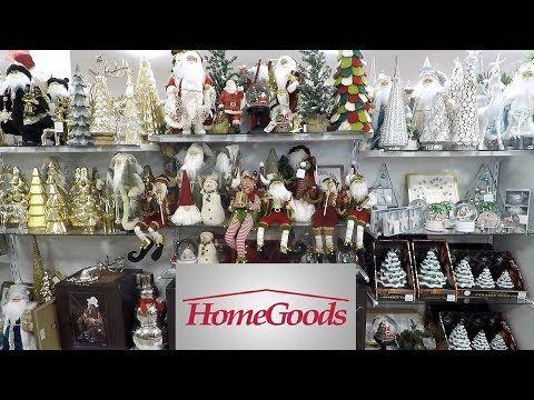 HOME GOODS CHRISTMAS 2018 , CHRISTMAS SHOPPING ORNAMENTS