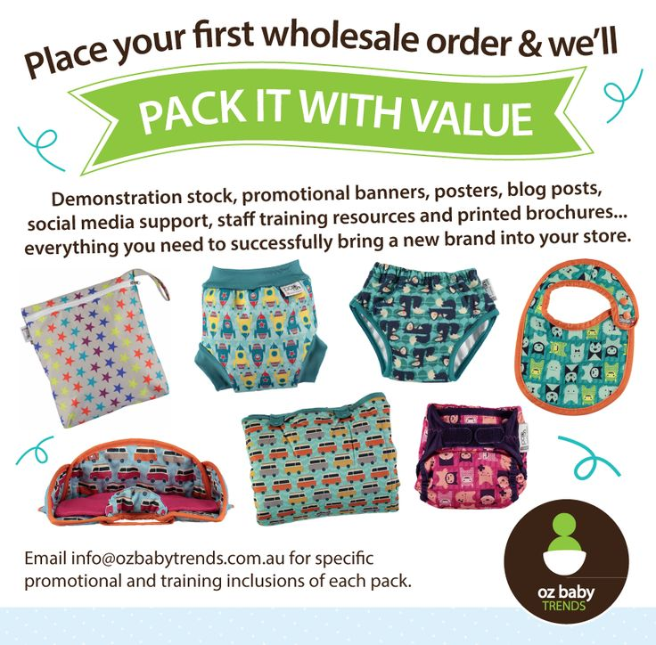 Right now, if you open a wholesale account and spend over $500, we'll send you an awesome marketing support package that includes demonstration stock, promotional graphics, printed brochures, social media promotion, access to staff training resources and much more!