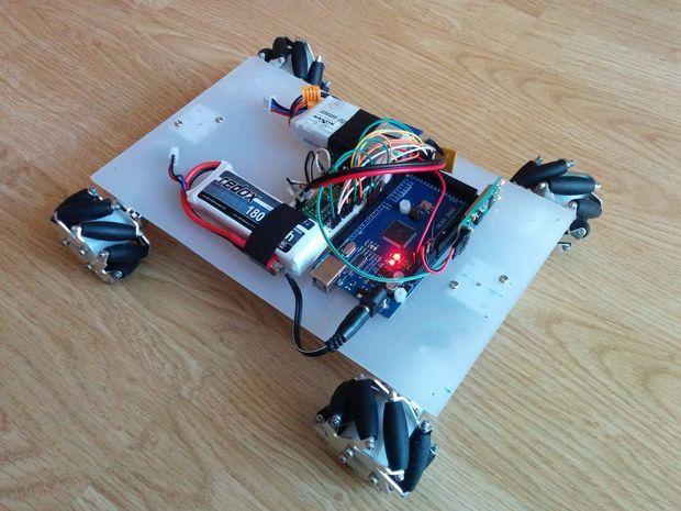 Arduino wheels and robotics on pinterest