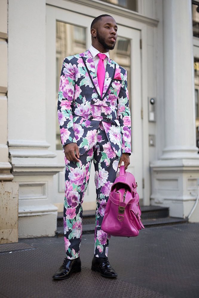 These guys have the best street style in NYC.