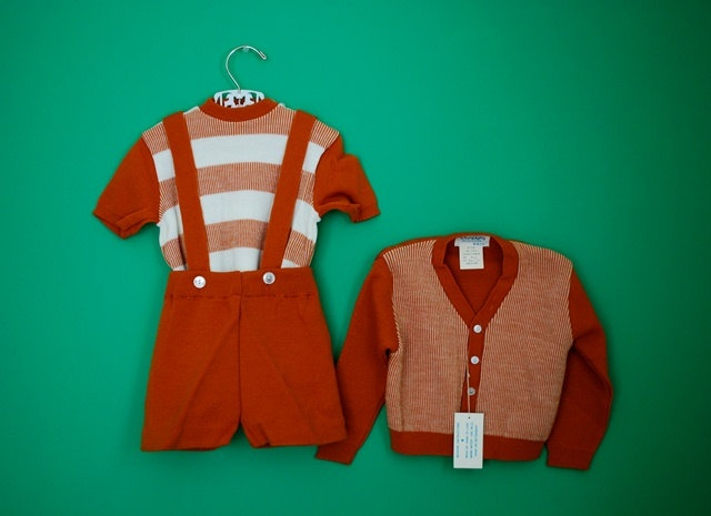 Vintage Toddler's 1960s 1970s New Old Stock Three Piece Knit Outfit by Nannette. $25,00, via Etsy.Toddlers 1960S, 1970S 80S, Vintage Wardrobe, Kids Fashion, Vintage Kids, Kids Clothing, Vintage Toddlers, 1960S 1970S, Knits Outfit