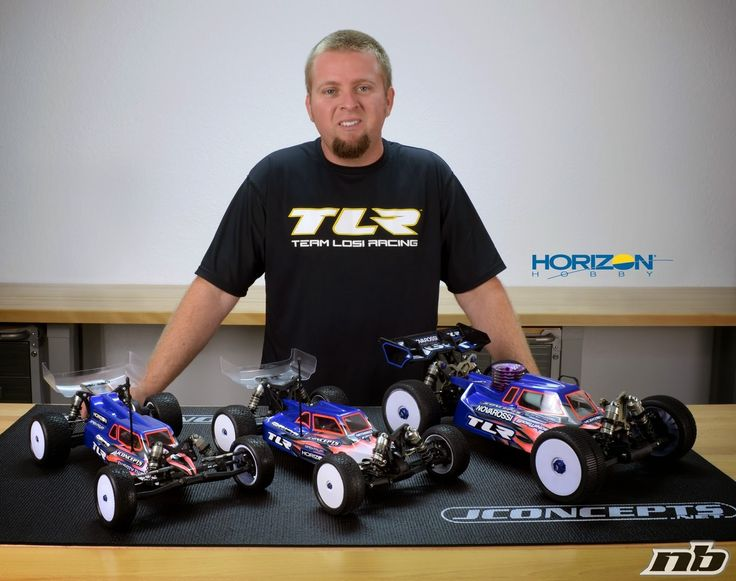 Maifield and Evans at NW Hobbies at the 2014 Lunsford Race Oct 10-11! | The Big RC