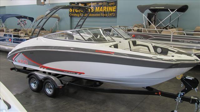 2015 Yamaha Boats 24 FT AR240 HO for sale at Stokley's Marine.