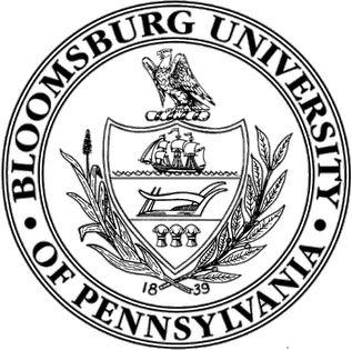 1839, Bloomsburg University of Pennsylvania (Bloomsburg, Pennsylvania) #Bloomsburg (L8443)