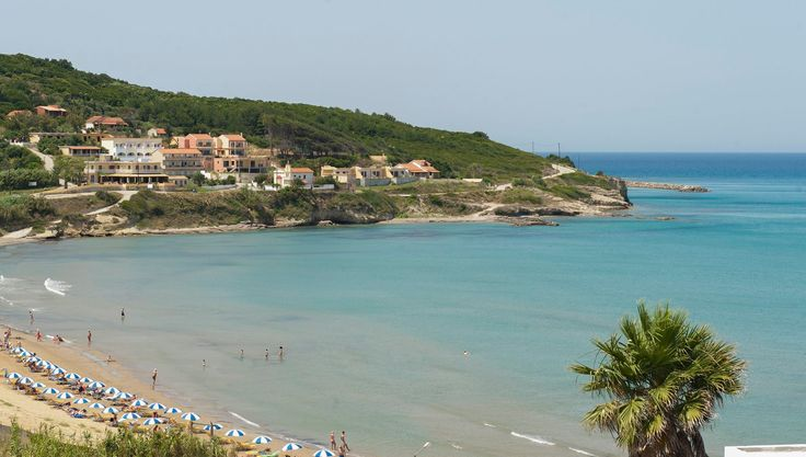 Agios Stefanos Beach, Corfu!