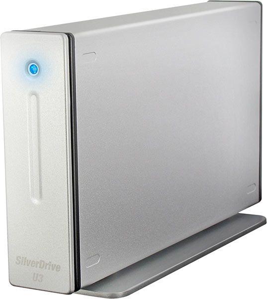 """En top Vente chez Macway : Le Boîtier disque dur 3,5"""" Storeva SilverDrive U3 USB 3.0 - #accessoires #high #tech #stockage #technologie #gadgets #Storeva #Macway #disque #durs #boitier"""