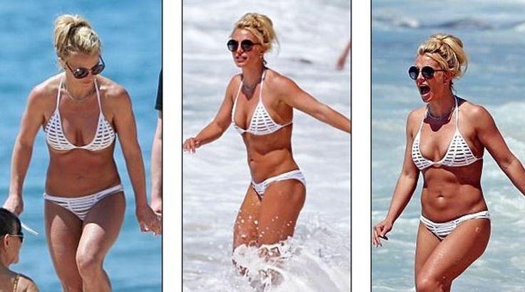 Η Britney Spears που γνωρίσαμε: Με λευκό μπικίνι στη Χαβάη Crazynews.gr