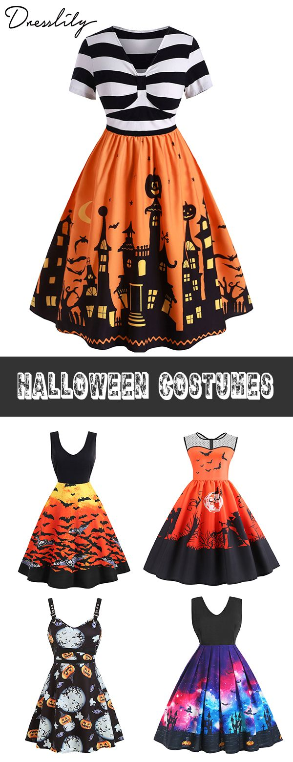 Best Halloween Costume Ideas & Halloween Party Outfits Ideas!