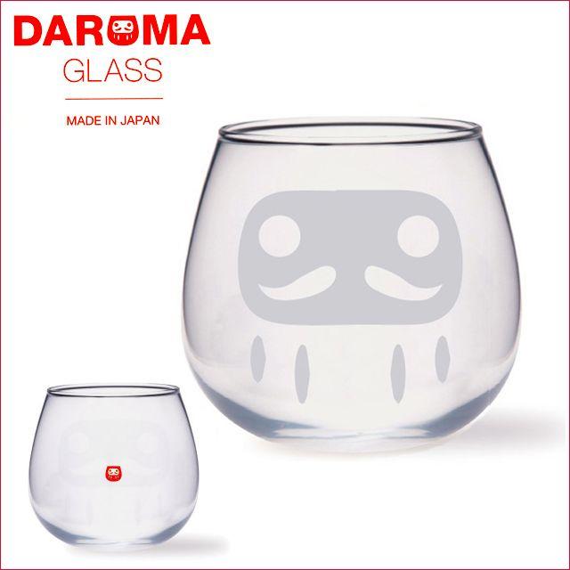 【ギフト】【ポイント10倍】ダルマグラス (48726) [グラス 日本製 お土産 ダルマ]