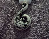 Chasing The Moon OOAK Necklace Sea Turtle Hei Matau https://www.etsy.com/listing/156472335/chasing-the-moon-ooak-necklace-sea?ref=tre-2722233963-1
