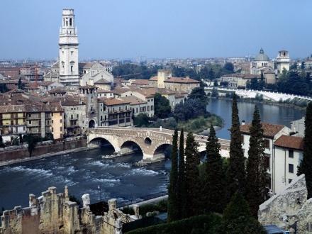 Verona Orasul indragostitilor !