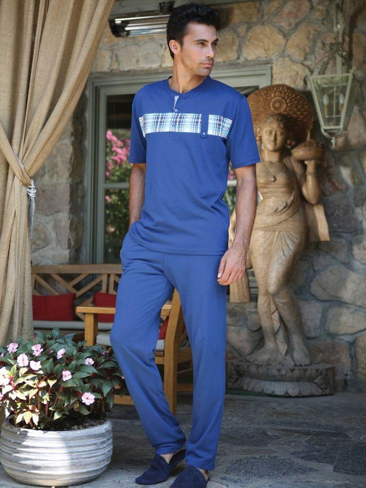Yeni İnci 4703 lü Pijama Takım; Şort, Pijama ve takım modelidir.