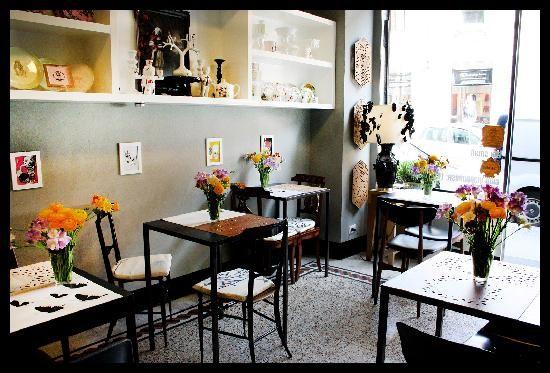 Uscire - #TheSmall #milano #ristorante