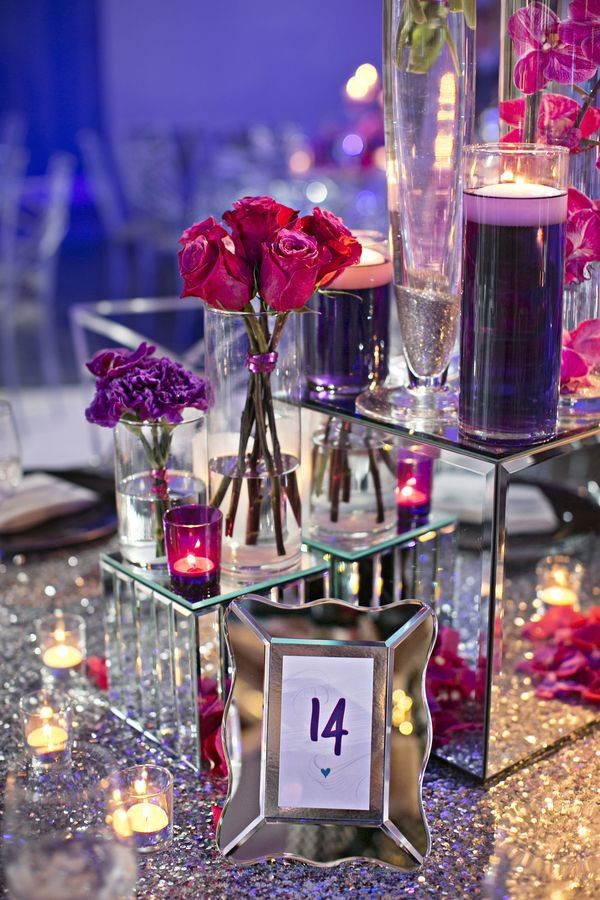 17 Best Images About Mirrors Amp Mirrored Vases On Pinterest Wedding Centerpieces And One King West