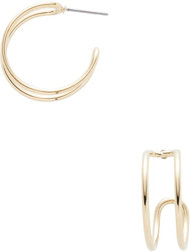 Marc by Marc Jacobs Jewelry Women's Orbit Hoop Earrings