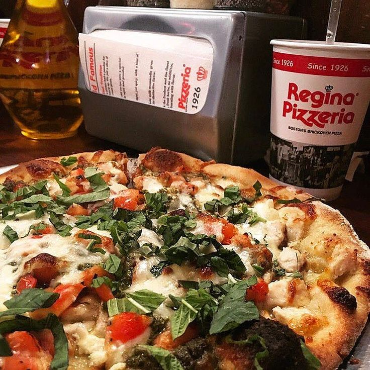 Game 1 of the Celtics vs Wizards today at The Garden! Stop into the North… #ReginaPizzeria #Boston #bostonceltics #MarketDistrict #Boston