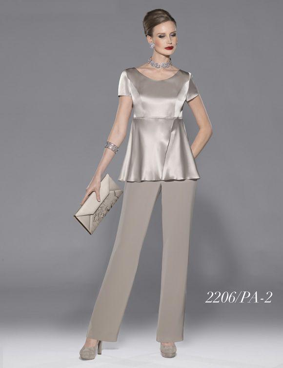 Modelo 2206 de Teresa Ripoll   traje para madrina   colección 2014-2015