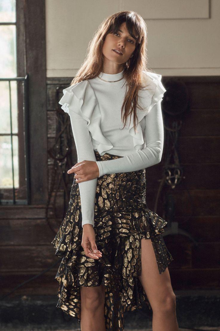 Veronica Beard Resort 2018 Collection Photos - Vogue