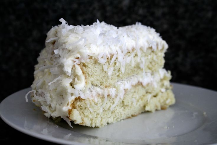 broma bakery: The best coconut cake in the world