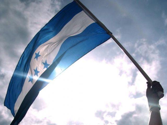 Bandera de Honduras - Flag of Honduras
