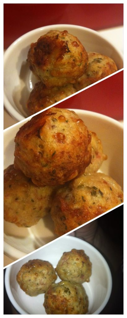 Chicken & Bacon Hors D'oeuvres in the Thermomix