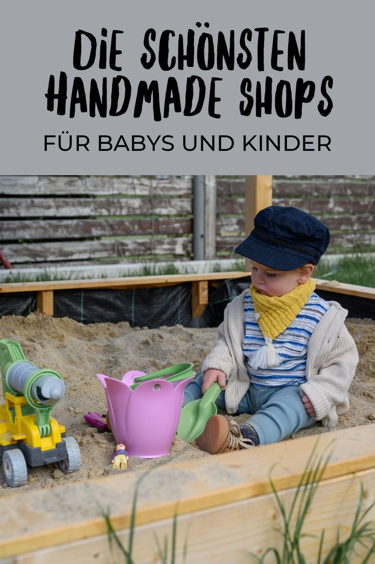 The 11 most beautiful handmade shops for baby and children's fashion