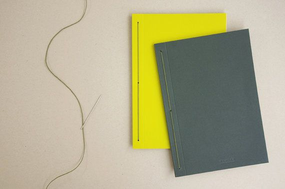 Gorgeous notebooks by Namban Products