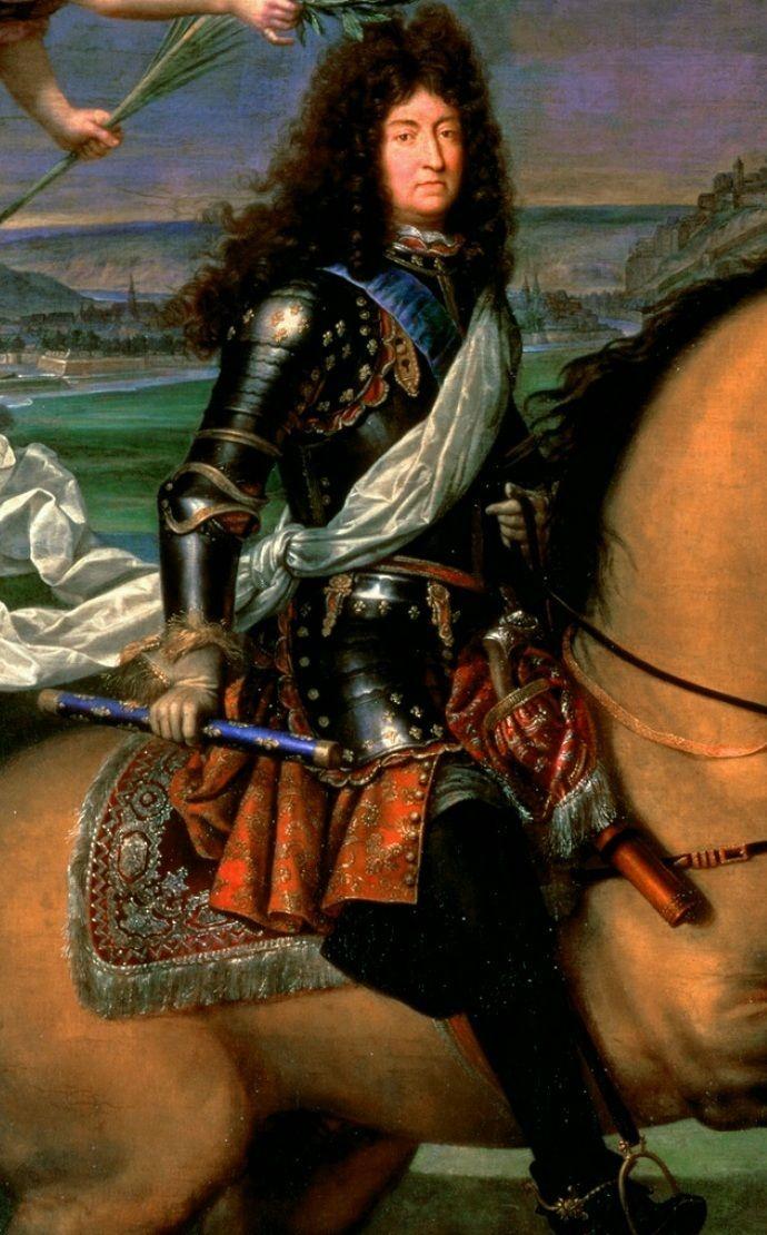 """Louis XIV of France / Rey Luis XIV de Francia """"Rey Sol"""" 16"""