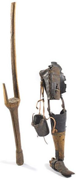 Image detail for -& technology, America, Civil War Confederate crutch & prosthetic ...: Civil Wars, American Civil War, Civil War Medical, Civil War Medicine, America Civil, Crutches Prosthetic, War Crutches, The Civil War, Americancivilwar