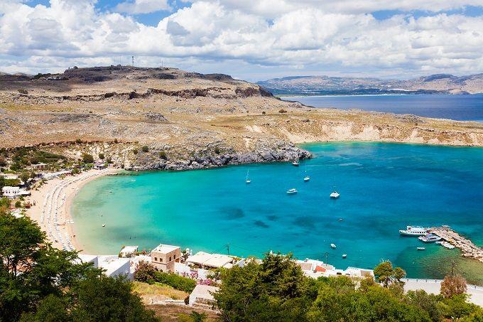 Rhodos Griekse eilanden | Rhodes Greek islands | Sail in Greece Rhodes | sail-in-greece.net | http://www.zeil-in-griekenland.nl/