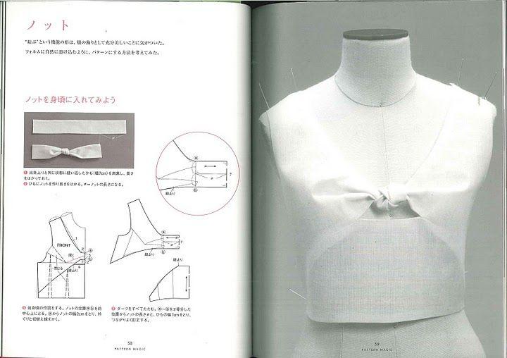 Pattern Magic. Японское моделирование - carolincik - Álbuns da web do Picasa