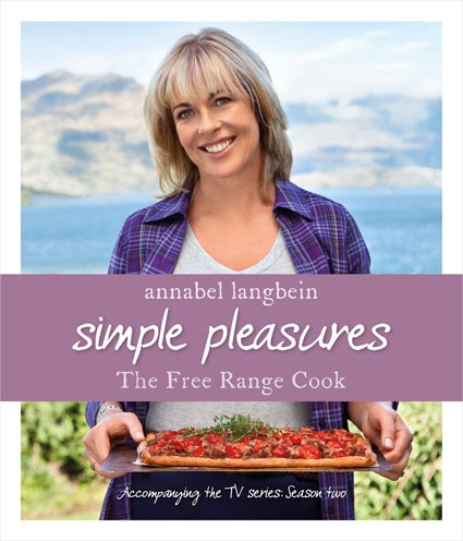 See a preview of Annabel Langbein's latest book The Free Range Cook: Simple Pleasures here: http://www.annabel-langbein.com/shop/books/ Click on the picture, then on the bottom right hand page to make the pages 'turn'!