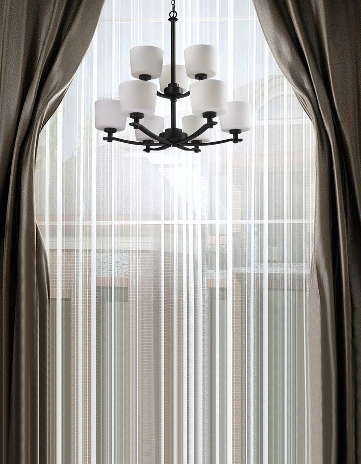 220-9  #classy #elegance #lighting #zlite #livingroom #chandelier